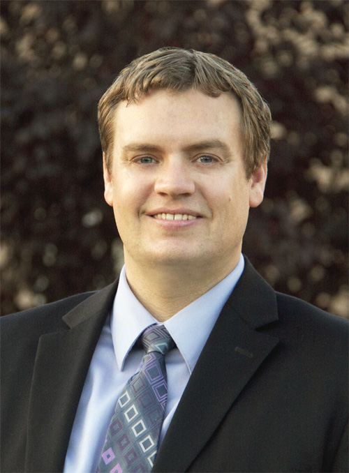 Dustin Stucki, J.D., LMFT